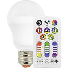 Muller-Licht RGB+ LED 470lm 3000K E27 7,5W (Dimmerabile)