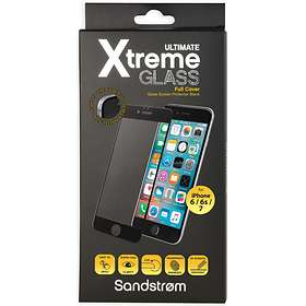Sandstrøm Ultimate Xtreme Glass Full Cover for iPhone 6/6s/7
