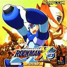 Mega Man X5 (Japon)