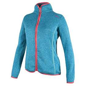 CMP Knitted Fleece Jacket 3H68766 (Donna)