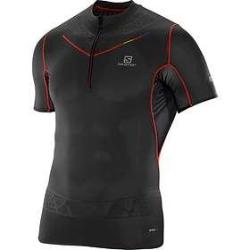 Salomon S-Lab Exo Compression SS Shirt Half Zip (Herr)