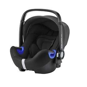 Britax BabySafe i-Size (inkl. Isofix bas)