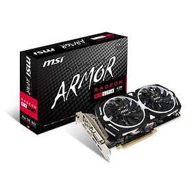 MSI Radeon RX 470 Armor HDMI 3xDP 4GB