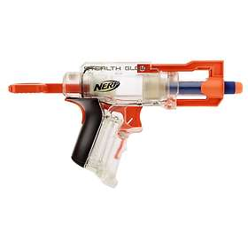 NERF Elite Glowshot Blaster