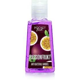 Pocketfresh Passion Fruit Sanitizing Hand Gel 29ml