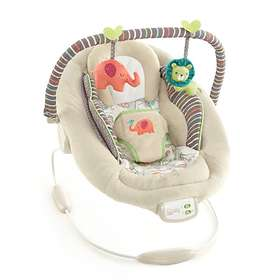 Ingenuity Bright Starts Cradling Bouncer Cozy Kingdom