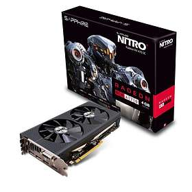 Sapphire Radeon RX 470 Nitro OC 2xHDMI 2xDP 4GB