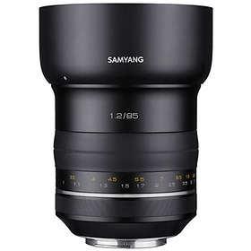 Samyang MF Premium XP 85/1,2 for Canon