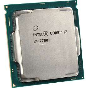 Intel Core i7 7700 3,6GHz Socket 1151 Tray