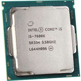 Intel Core i5 7600K 3,8GHz Socket 1151 Tray