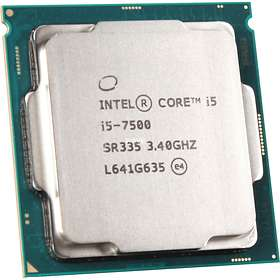 Intel Core i5 7500 3,4GHz Socket 1151 Tray