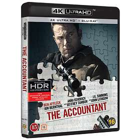 The Accountant (UHD+BD)