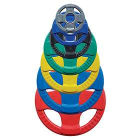 Body Solid Rubber Grip Olympic Plate 1,25kg