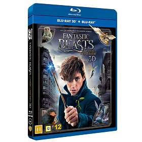 Fantastic Beasts and Where to Find Them (3D)