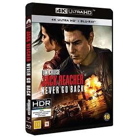 Jack Reacher: Never Go Back (UHD+BD)