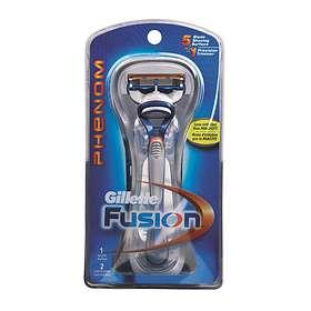 Gillette Fusion Phenom (+1 Lame Supplémentaire)