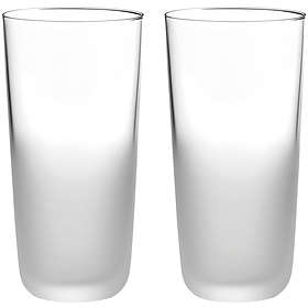 Stelton Frost No.2 Vannglass 23,5cl 2-pack