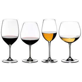 Riedel Vinum Vinprøveglass 4-pack