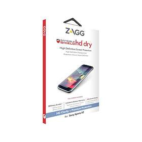 Zagg InvisibleSHIELD HD Dry for Sony Xperia XZ