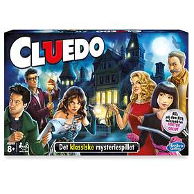 Hasbro Cluedo: Det klassiske detektivspillet (Refresh Edition)