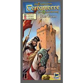 Z-Man Games Carcassonne: The Tower (exp.)