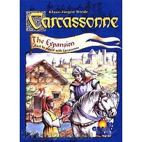 Z-Man Games Carcassonne: Inns & Cathedrals (exp.)