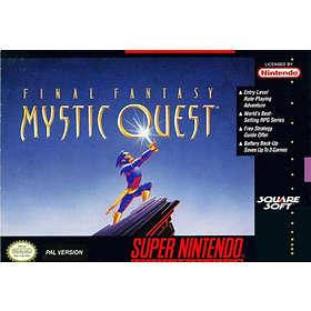 Mystic Quest Legend (SNES)