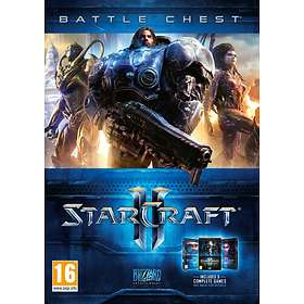 Starcraft II - Battle Chest 2.0
