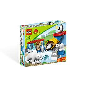 LEGO Duplo 5633 Le zoo polaire