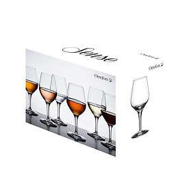 Orrefors Sense Vinprovarglas 27cl 6-pack