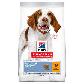 Hills Canine Science Plan Adult No Grain Chicken 12kg
