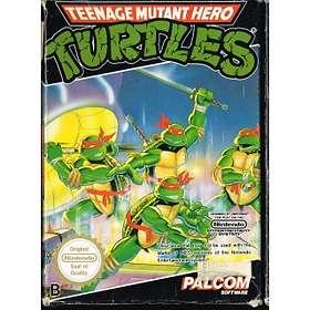 Teenage Mutant Hero Turtles (NES)