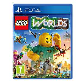 LEGO Worlds (PS4)