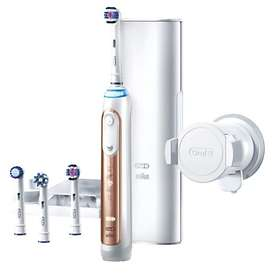 Oral-B (Braun) Genius 9000 White & Clean