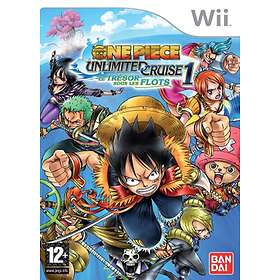 One Piece: Unlimited Cruise 1 (Wii)