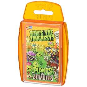 Top Trumps Specials Plants vs. Zombies