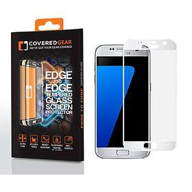 Coverd Edge to Edge Tempered Glass for Samsung Galaxy S7