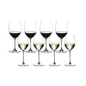Riedel Veritas Carbernet/Chardonnay Vinglas 62cl 8-pack