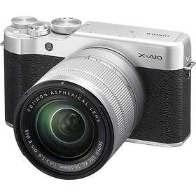 Fujifilm X-A10 + 16-50/3,5-5,6