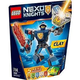 LEGO Nexo Knights 70362 Battle Suit Clay