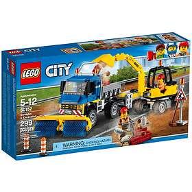LEGO City 60152 Le déblayage du chantier