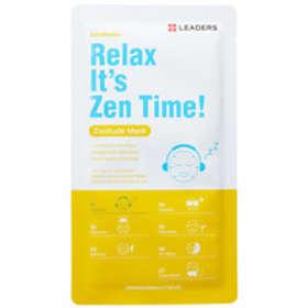 Leaders Cosmetics Daily Wonders Relax It's Zen Time! Zenitude Mask 1st