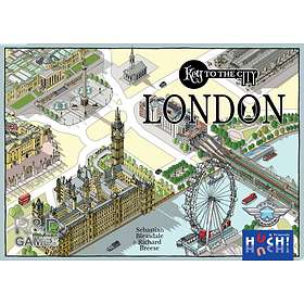 Huch Key To The City – London