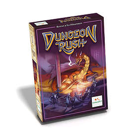 Lautapelit Dungeon Rush