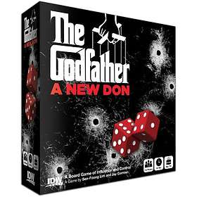 IDW Games Godfather: A New Don