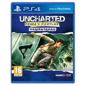 Uncharted: Drake's Fortune - Remastered