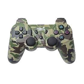 Under Control - Bluetooth Camouflage Controller (PS3)