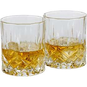 Lyngby By Hilfling Lounge Whiskyglass 31cl 2-pack