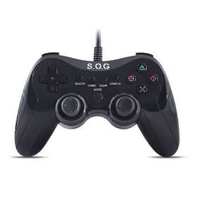 Spirit of Gamer Wired Gamepad (PS3/PS2/PC)