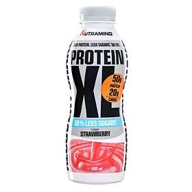 Nutramino Protein XL Shake Less Sugars 500ml